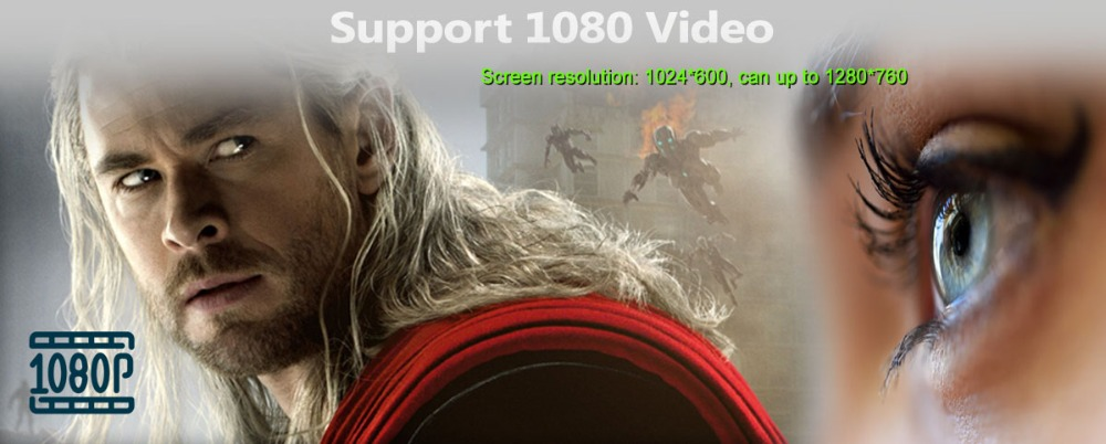 Support 1080p Image