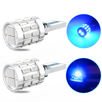 2x T10 W5W Canbus Car LED Bulb for BMW Mini Cooper R56 R53 E90 E46 F20 F10 E39 Z4 Parking Dome Light Trunk Lamp Parking Lights image