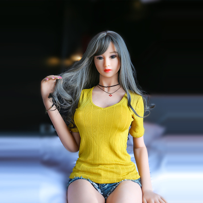<font><b>68cm</b></font> <font><b>Sex</b></font> <font><b>Dolls</b></font> for Adult Men Sexy for Toys Realistic Japanese Anime Silicone Oral Love <font><b>Doll</b></font> Breast Mini Vagina Pussy# image