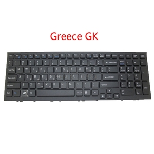 Ноутбук с раскладкой, клавиатура US UI TW TR FR GK BE SW CZ NE для SONY VPC-EH VPCEH, английский, турецкий, французский, греческий, немецкий, швейцарский, скандин...