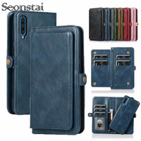 20pcs/lot Detachable Wallet Case for iPhone SE 2020 11 PU Leather Flip Folio Book Magnetic Phone Cover for iPhone 11 Pro Max XS
