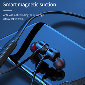 Image 4 - Bluetooth 5 Oortelefoon Nekband Kraag Jeugd Editie Sport Draadloze Bluetooth Headset Met Microfoon Noise Cancelling Vs Lenovo He05