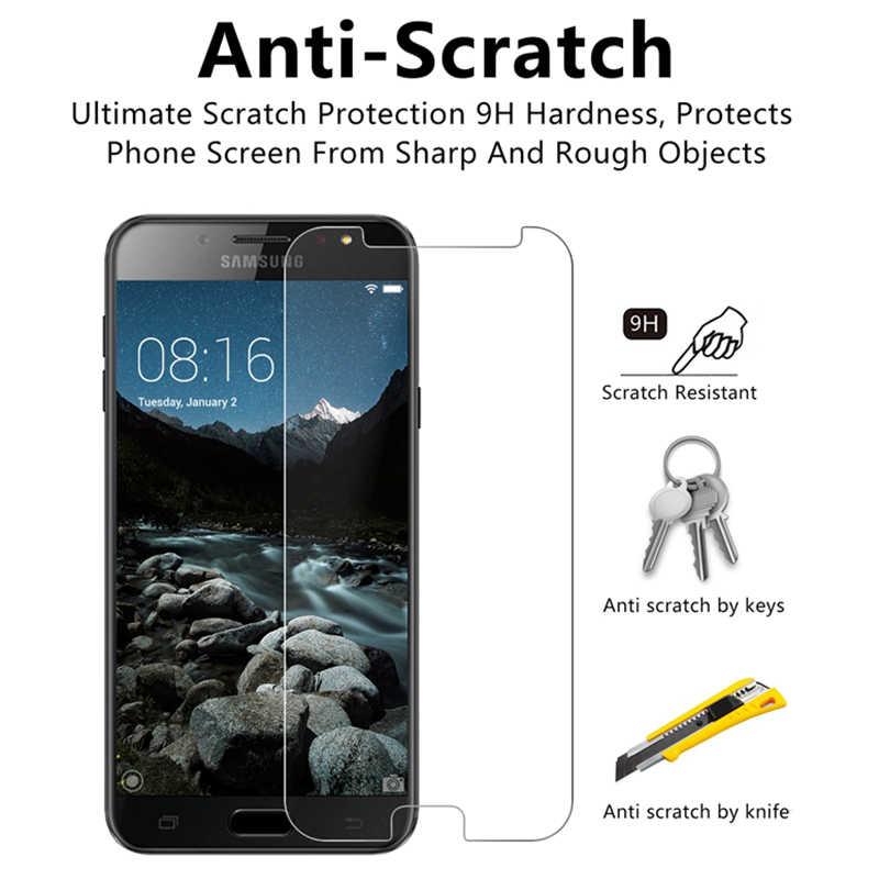 شريحة هاتف 9H HD لهاتف سامسونج J1 Mini Prime 2016 واقي للشاشة من الزجاج المقسى لهاتف جالاكسي نوت 5 4 3 7 2 Ace Nxt