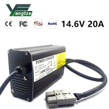 Yangtze 14.6V 20A Lifepo4 lithium Battery Charger For 12V 20A Electric Bike Scooters E-bike Electric Tool Power Supply