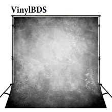 VinylBDS 5X7ft Grey Pastel Backdrops Retro Photography Backdrop Abstract Portrait Photography Background for Family Photo Shoot pastel pink color princess baby girl photo shoot background printed flowers newborn photography props kids portrait backdrops