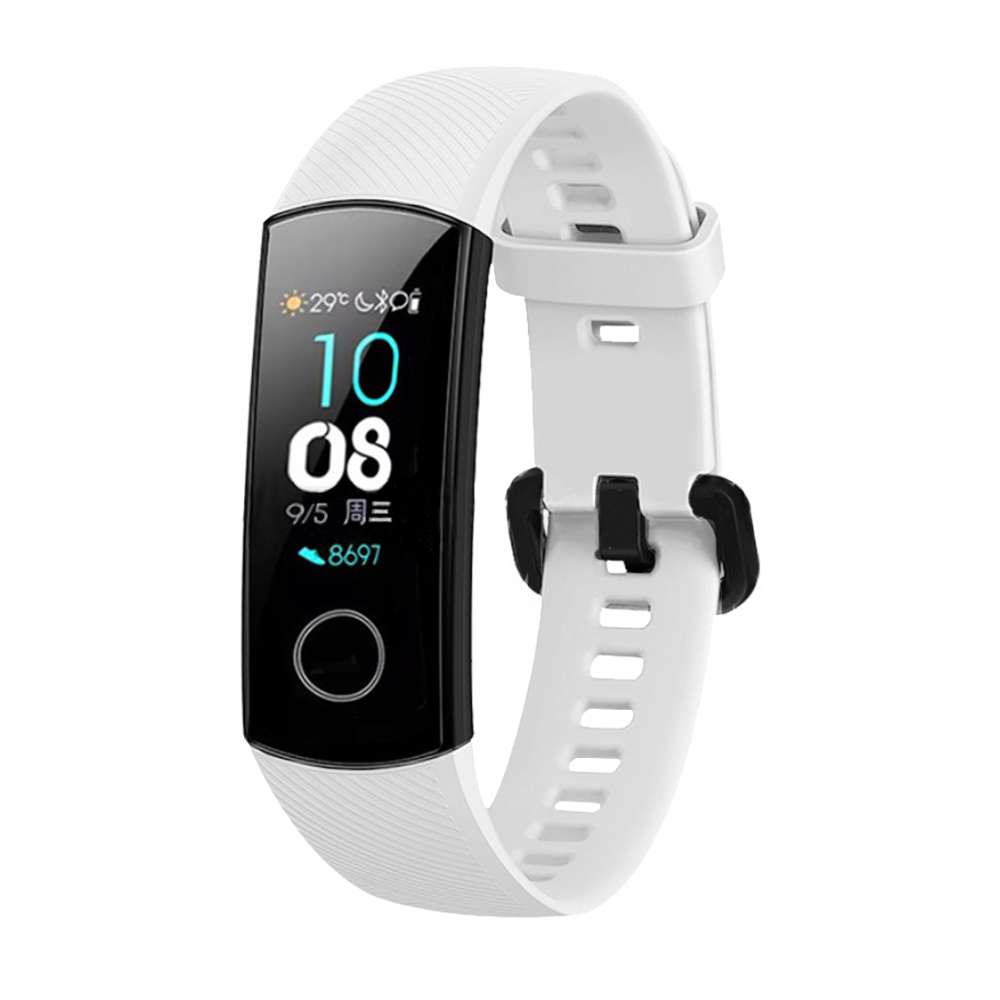 H7eab2af6c3454bc4b47a60e3c676371dZ Huawei Honor Band 5 Fitness Bracelet BT4.2 Sleep Real-Time Heart Rate Monitoring Waterproof Smart Watch Multiple Sports Modes