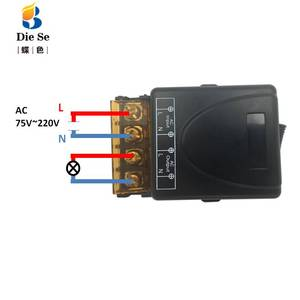 Image 5 - High Power 2000W 433MHz Wireless Remote Control AC 75V~220V Relay Receiver Module for Factory Farm Office Ventilation Pump LED