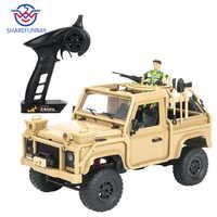 MN 1:12 Rc voiture équitation assaut quatre roues motrices escalade voiture RC voiture télécommande jouet télécommande voiture modèle militaire