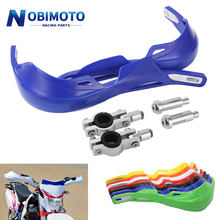 1 Pair 22MM 28MM Motorcycle Hand Guards Handguard Handle Protector Shield Motorbike For YAMAHA YZ YZF WR WRF TTR 125 250 400 450