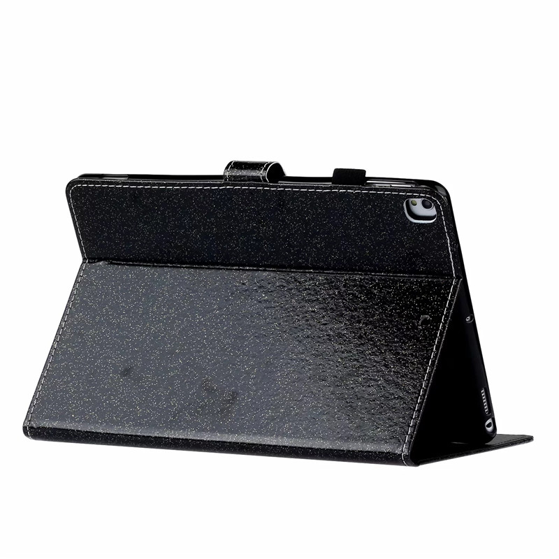 Stand iPad For generation For case Flip 7th Cover Apple Tablet Wallet iPad Glitter Bling