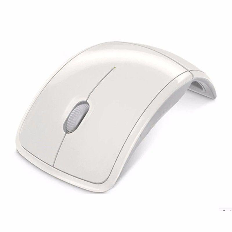 Portable 2.4G Wireless Mouse Computer Optical Mouse Foldable Mouse Mini Fold Mice For Laptop PC Desktop