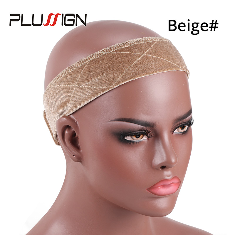 Plussign Wig Grip Black Beige Kinds Of Colors Headband For Holding Wigs From Slipping Wig Grip Headband 1Pcs/Lot