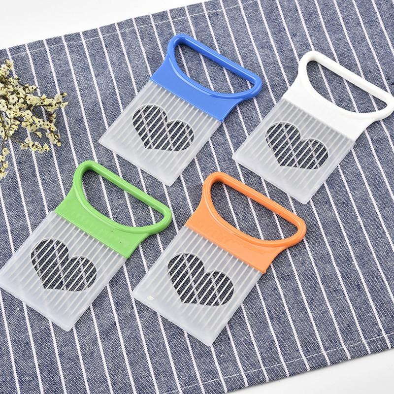 Multi-Purpose Stainless Steel Plastic Vegetable Slicer 4