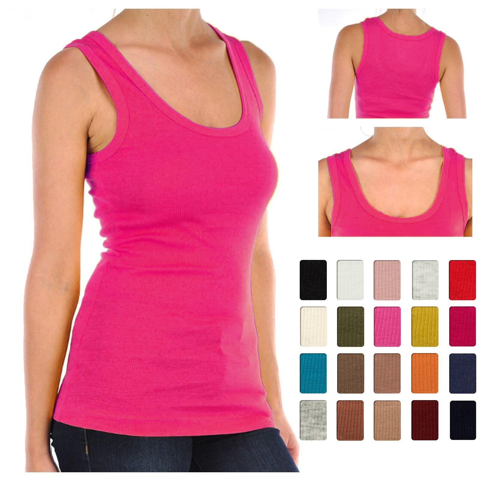 ULLA POPKEN Fashion T-shirt col rond orange NEUF