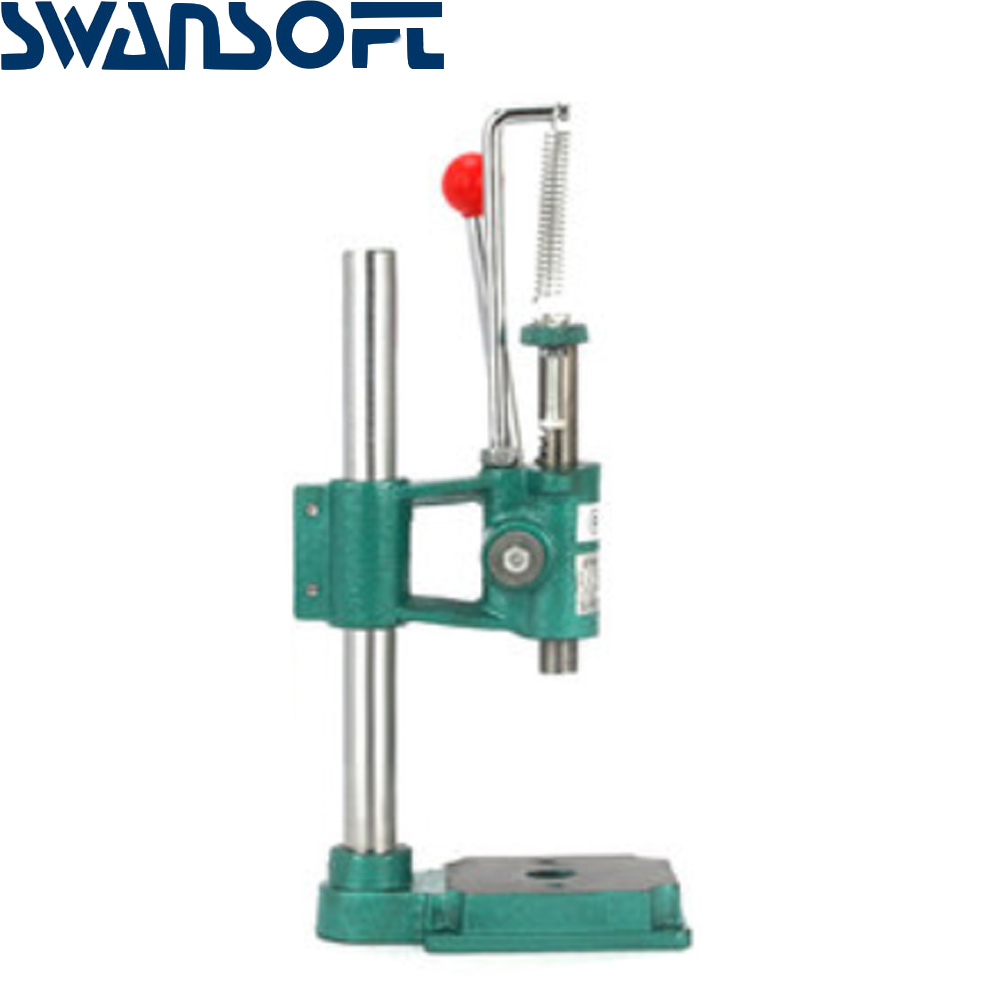 SWANSOFT JM16 Small Industrial Hand Machine Manual Presses Machine Mini Tablet Pill Press Machine