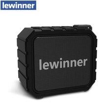 Lewinner X6 Bluetooth רמקול IPX7 עמיד למים טור נייד רמקול סאב עבור iphone huawei xiaomi