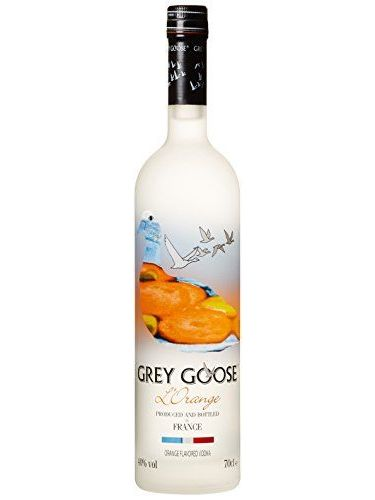 Grey Goose L'Orange Wodka (1 X 0.7 L)