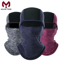 Winter Fleece Moto Cap Balaclava Warm Motorcycle Motocross Cold Weather Cycling Tactical Full Face Mask Cover Helmet Liner Caps