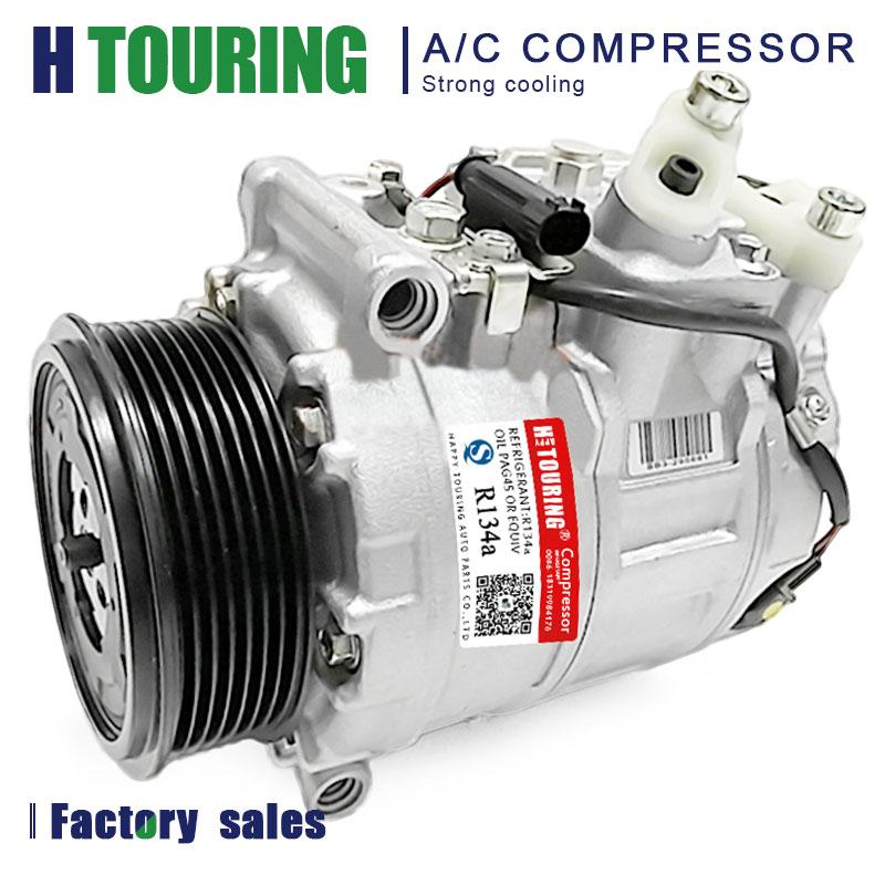 7SEU16C aire para compresor de aire acondicionado para Mercedes Benz W203 W211 A0002309711 A0012305511 A0022304911 0022304911, 0002306211-in Instalación de aire acondicionado from Automóviles y motocicletas