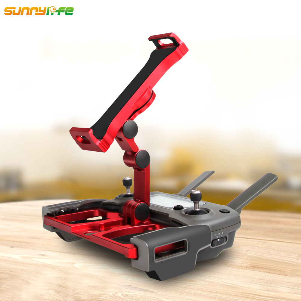 Sunnylife Update Smartphone Tablet Clip CrystalSky Monitor Holder for MAVIC AIR 2  MINI 2 PRO  ZOOM  MAVIC PRO  AIR  SPARK Drone