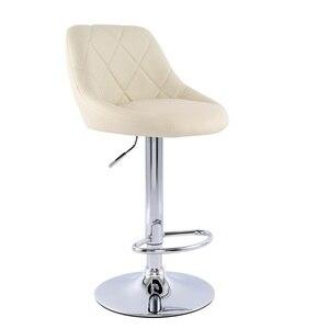 Image 5 - Stoelen Banqueta Todos Tipos Industriel Stoel Sandalyeler Ikayaa עור Tabouret דה Moderne Cadeira שרפרף מודרני בר כיסא