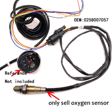 Lambda O2 Oxygen SENSOR 0258007057 สำหรับ AUDI TT Volkswagen JE TTA Golf Beetle Air เชื้อเพลิง 021906262B 17014