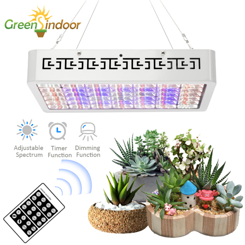 3000W LED Grow Light Full Spectrum Adjustable Timer Phyto Lamp Lights For Plants Growth Tent Indoor Plant Veg Hydro Fitolampy|LED Grow Lights| |  - title=