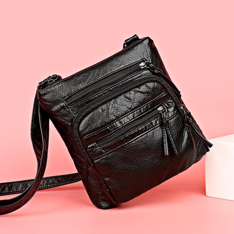 Women's Bag Phone Flap Coin Purse Casual Bags for Women PU Leather Bags  Women Luxury Shoulder Women Bag Crossbody Bag Soft