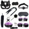 Nylon 12pcs purple