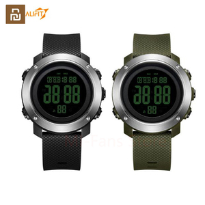 Image 1 - Youpin ALIFIT Digital Watches Multifunctional Outdoor Waterproof Noctilucent Display Calender Alarm Countdown Sports Watch