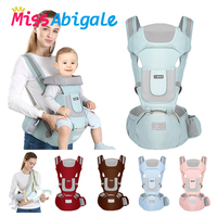 MissAbigale Ergonomic NewBorn Baby Carrier Infant Kids Backpack Hipseat Sling Front Facing Kangaroo Baby Wrap for Baby Travel|Backpacks & Carriers| |  -