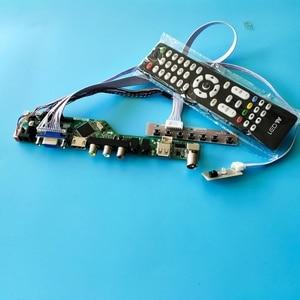 Комплект для LP156WH2(TL)(AD) 1366X768 панель экрана ТВ AV USB HDMI 40pin LVDS LCD светодиодный 15,6