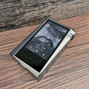 Image 4 - ソフト Tpu 透明ケース AK A & ノーマ SR15 音楽プレーヤースペア部品クリア保護シェルフルカバー