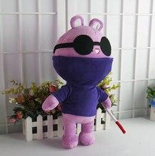 Аниме Happy Tree Friends плюшевые игрушки HTF, фигурка Крота, кукла 40 см, наполнение, подушка, мультфильм, косплей в подарок