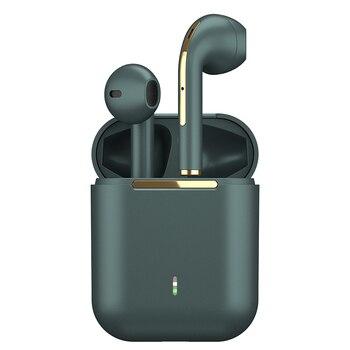 New TWS Bluetooth Headphones Stereo True Wireless Headphone Earbuds In Ear Handsfree Earphones Ear Buds For Mobile Phone 7