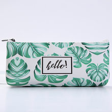 Cute Pencil Case Turtle Leaf Gift Estuches School Student Pencil Box Pencilcase Pen Bag Storage Stationery Supplies(China)