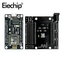 На основе ESP8266 NodeMcu V3 Lua WIFI Интернет вещей макетная плата, ESP8266MOD беспроводной модуль CH340 Плата расширения