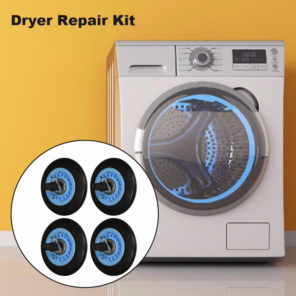 Dryer Repair Kit  for Samsung DC97-16782A Drum Roller Idler Pulley