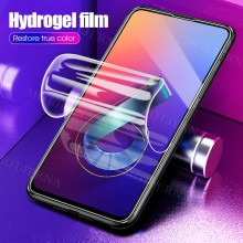 Hydrogel Film For Asus ROG Phone 2 II ZS660KL Soft Film Zenfone 6 Max Pro M2 Plus M1 5 Lite 5Q 5 3 4 Not Glass Screen Protector(China)