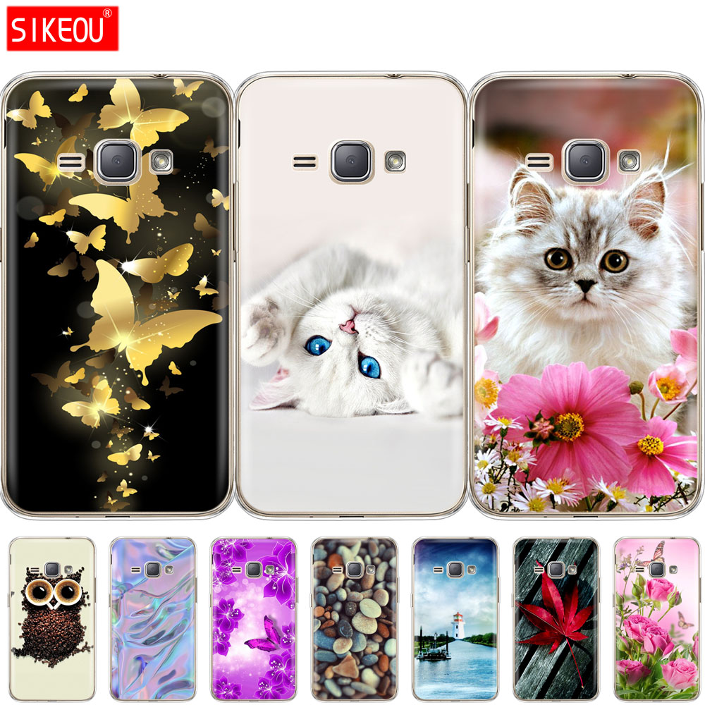 silicone <font><b>Case</b></font> <font><b>for</b></font> <font><b>Samsung</b></font> <font><b>Galaxy</b></font> J1 2016 <font><b>case</b></font> J120 <font><b>J120F</b></font> SM-<font><b>J120F</b></font> Cover <font><b>for</b></font> <font><b>samsung</b></font> J 1 cover funda full 360 Protective coqa image