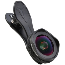FFYY-Apexel Professional 4K Wide Lens Circular Polarizing Filter 16Mm Hd Super Wide Angle Lens For Iphone 6S Plus 7 Htc More Pho