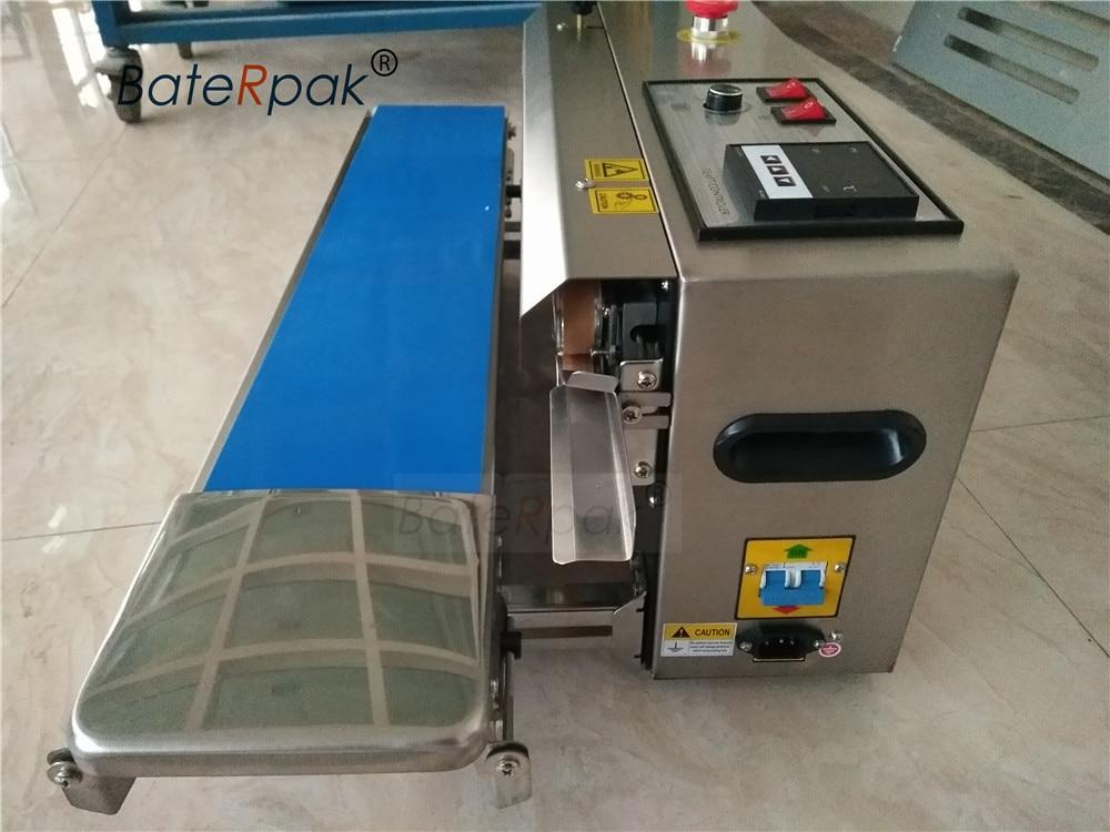 SF-150 BateRpak vízszintes folyamatos film-tömítő gép, - Hegesztő felszerelések - Fénykép 3