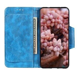 Image 4 - Отделение для карт 6 шт. кожаный чехол книжка с откидной крышкой чехол для Nokia 2,2 4,2 6,2 7,2 9 Pureview 1 плюс подставка Магнитная застежка удостоверения кредитные карты карман