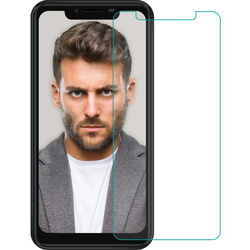 На Алиэкспресс купить стекло для смартфона tempered glass for inoi 7i / 7i lite 6.2дюйм. 9h 2.5d protective film explosion-proof clear lcd screen protector cover