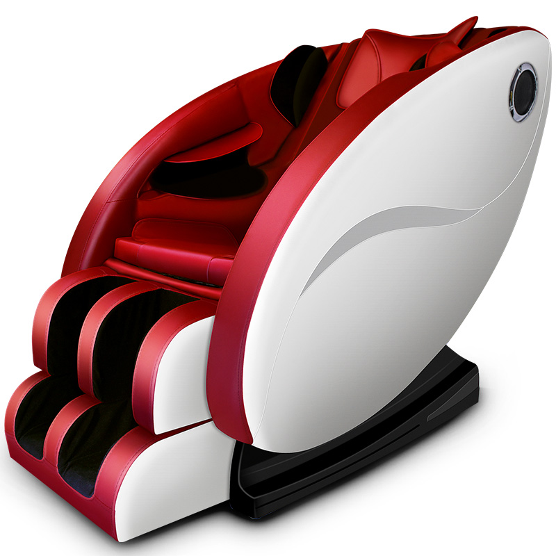 Red power supply price used 3d foot shiatsu cheap vending electric full body massage chair 4d zero gravity massage chair