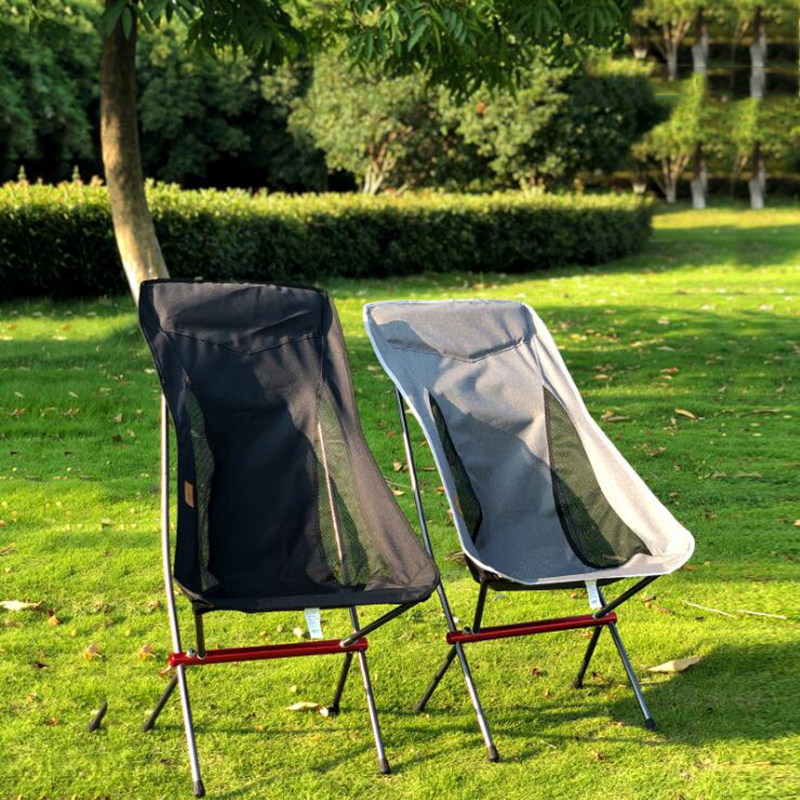 Outdoor Moon Chair Portable Camping Ultralight Folding Chairs Lightweight Backpack Chair For Fishing Picnic Hiking Chair Special Offer Fe241 Cicig