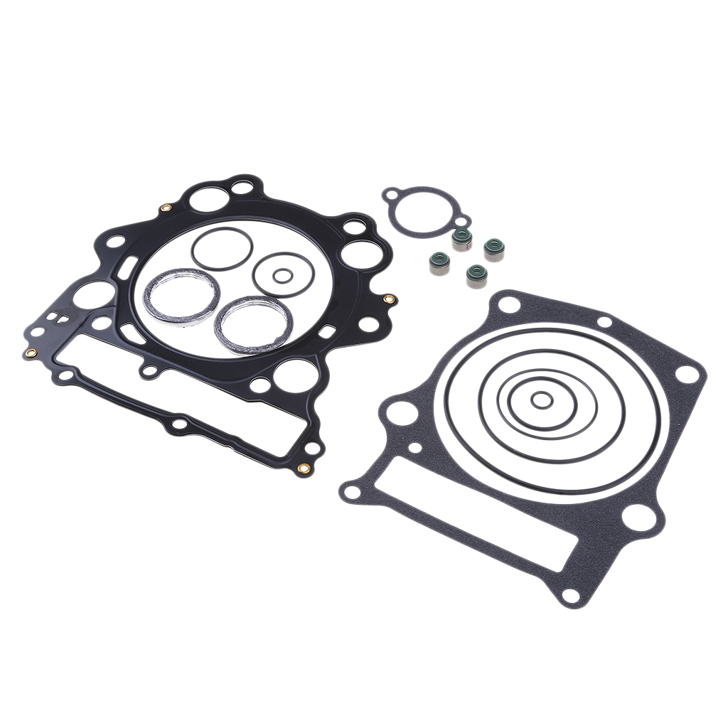Top End Head Gasket Kit For 02-08 Yamaha Grizzly 660 YFM660 4x4