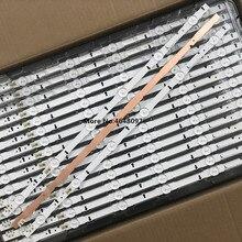 """Striscia della lampada della retroilluminazione del LED per Samsung 28 """"BN41 02168A TV BN96 30413 UE28J4100 D4GE 280DC0 R2"""