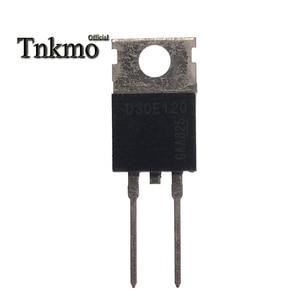 Image 3 - 10 adet IDP30E120 TO 220 2 D30E120 TO2202 30A 1200V hızlı anahtarlama diyotu ücretsiz teslimat