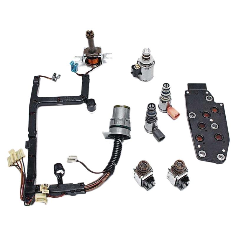 4L60E Transmission Solenoid Full-Kit Master Epc Shift Tcc Pwm 3-2 for GM 1993-2005(China)